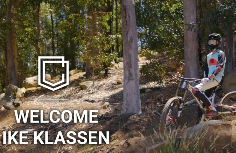 Ike Klassen joins Commencal for the 2021 season