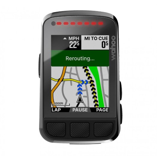 Revamped Wahoo Elemnt Bolt now includes colour screen, improved navigation