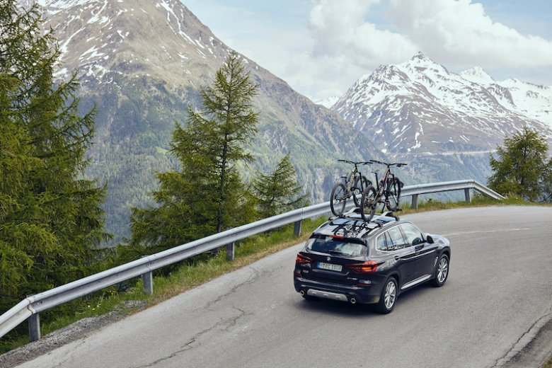Thule's top tips for transporting your bike safely