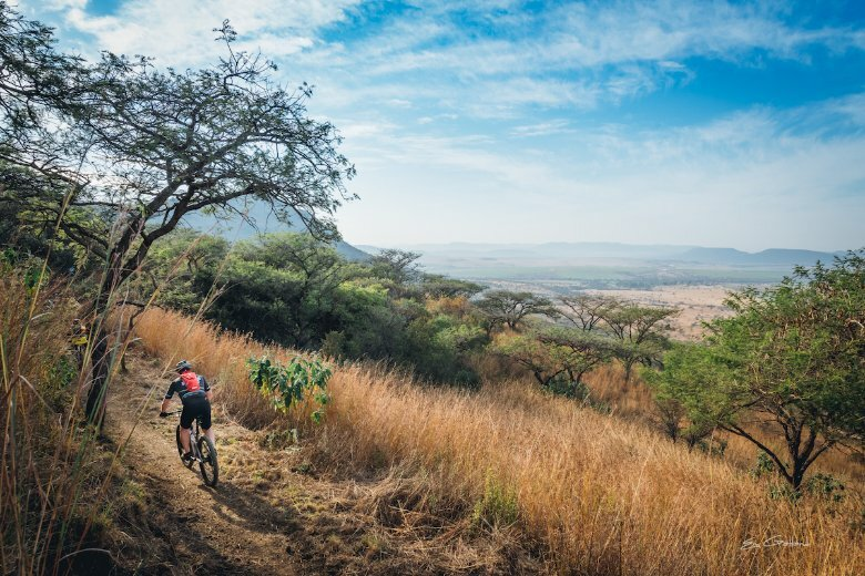 Berg & Bush, Mountain Biking with a Smile