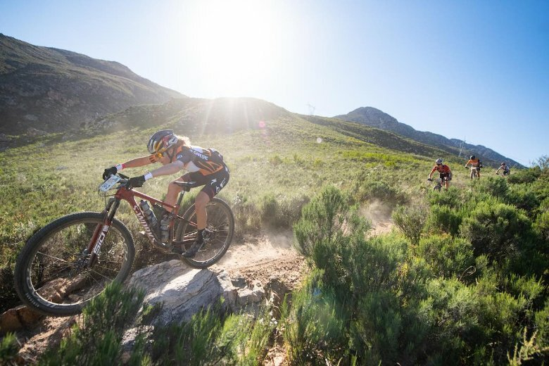 Frei and Stigger unstoppable at Absa Cape Epic