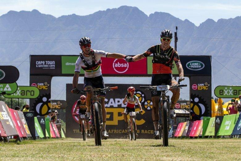 World Champ Seewald ignites Cape Epic on Stage 3